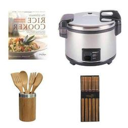 Zojirushi NYC-36 20-Cup Commercial Rice Cooker and Warmer in