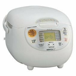 Zojirushi Overseas Model  Rice Cooker NS-ZLH10-WZ