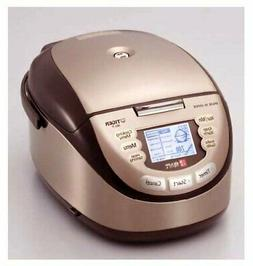 Overseas TIGER surface 5 -layer coat pot kettle IH rice cook