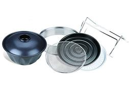 Oyama Turbo Oven Accessory Deluxe Package with Extender Ring