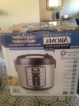 Aroma Professional Plus Rice Cooker Multicooker 4-20 Quart C