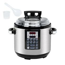Pressure Cooker Multi-Use Programmable Instant Cooker Pressu