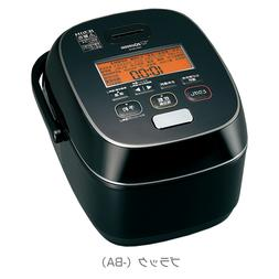 Zojirushi Pressure IH Rice Cooker  Black Extremely cooked Ja