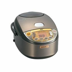 ZOJIRUSHI pressure IH rice cooker NP-VD10-TA 5.5 cup rice co