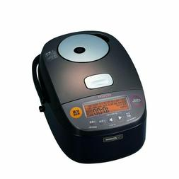 Zojirushi Pressure Rice Cooker Induction Heating 5.5 Cup NP-