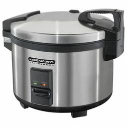 Proctor Silex37540 Rice Cooker/Warmer, 40 Cups