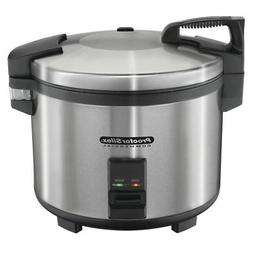 Proctor Silex 37560R Rice Cooker/Warmer, 60 Cups