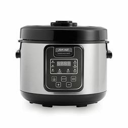 Aroma Professional 16-Cup Digital Rice Cooker, Slow Cooker