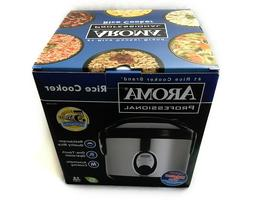 Aroma Professional Rice Cooker 2-8 Cup Automatic Cooker Stai