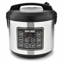 Programmable Digital Rice/ Grain Cooker 20 Cup Automatic Mul