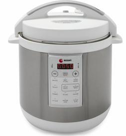 Programmable Multi Cooker Pressure Fast Slow Rice Yogurt 6-Q