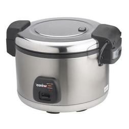 Winco RC-S300 Rice Cooker,electric,30 cup uncooked rice capa