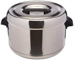 Zojirushi RDS-400 4-Liter Thermal Rice Warmer, Stainless Ste