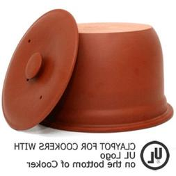 Vitaclay - 6-cup Replacement Claypot Set - Brown