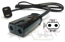 Hitachi Replacement Power Cord for Chime-O-Matic Food Steamer