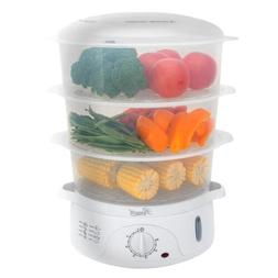 Rosewill RHST-15001 9.5-Quart , 3-Tier Food Steamer - 800 W