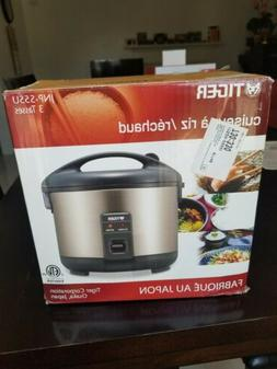 Tiger rice cooker 3 cup