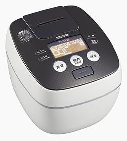 Tiger rice cooker 5.5 Go pressure IH cool white cooked rice