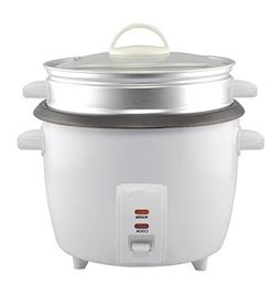 GForce Rice Cooker Aluminum Infused 1Liter/10 Cup Rice & Gra