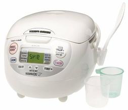 ZOJIRUSHI Rice Cooker 1.0L 5.5 Cup AC120V NS-ZCC10 Made in J