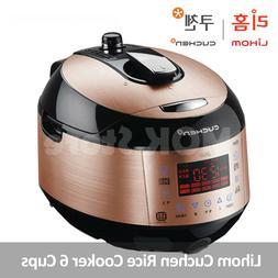 Lihom Cuchen Rice Cooker CJH-BT0605iC Smart Touch IH Pressur