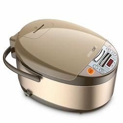 Rice Cooker - Elechomes CR501 6 in 1 Multi-use  Digital Rice