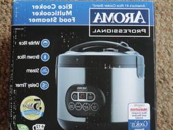 12-Cup Rice Cooker and Food Steamer