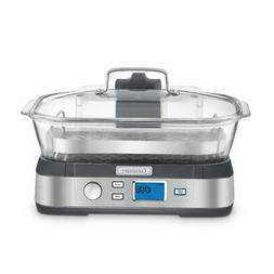 Cuisinart Rice Cooker Food Steamer Stainless Steel Audible A