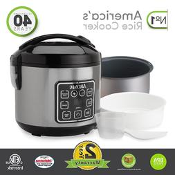 Aroma Housewares 8-Cup   Digital Rice Cooker and Food Steame