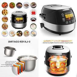 rice cooker food warmer steamer 5 liter