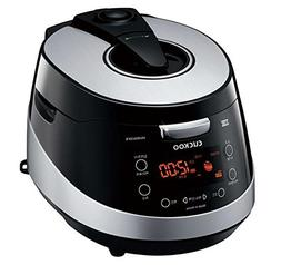 Cuckoo 6 Cup Rice Cooker New IH Model CRP-HSXB0630FB