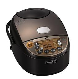 Zojirushi rice cooker IH-type extremely cook 5.5 Go Brown NP
