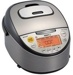 Tiger Rice Cooker |JKTS18U| 10-cup, multi-function with Indu