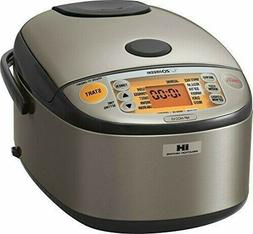 BRAND NEW  Zojirushi Rice Cooker NP-HCC 10 MADE IN JAPAN