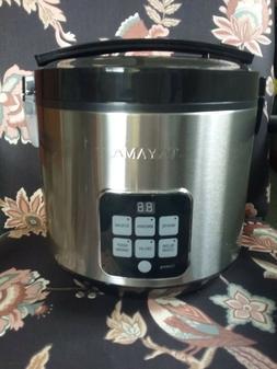 Rice Cooker Slow Cooker & Food Steamer Tayama TRC-50H1 Digit