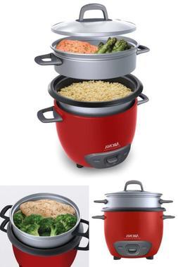 Rice Cooker Steamer For Food Electric Bowl Maker Warmer Vege