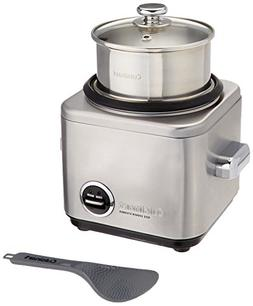 Rice Cooker W/Steamer 4cup