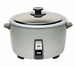 Panasonic SR-42HZP Electric 23 Cup Rice Cooker Commercial w/