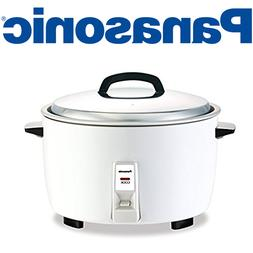Panasonic SR-GA421 23 Cup Commercial Automatic Rice Cooker W