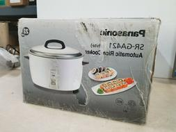 Panasonic SR-GA421FH 23 Cup Commercial Automatic Rice Cooker