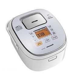 Panasonic SR-HX104-W Micom 5.5Cup Rice Cooker with Copper Po