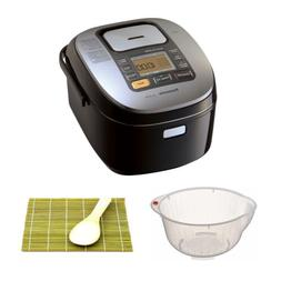 Panasonic SR-HZ106 5 Cup  Japanese Rice Cooker with Sushi Ma