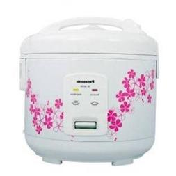 Panasonic SR-JP185WSW 10-Cup 1.8-Liter Rice Cooker, 220 Volt