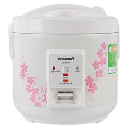Panasonic SR-TR184 1.8 Liter Rice Cooker, 220V