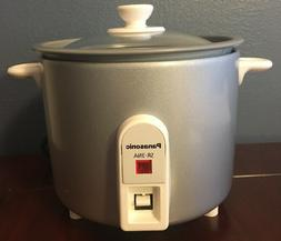 Panasonic SR3-NA-L 1.5-Cup One Step Automatic Rice Cooker