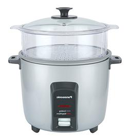 Panasonic SRY22FGJSILVER 12 Cup  Automatic Rice Cooker/Steam