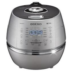 6-Cup Stainless IH Rice Cooker