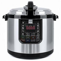 Best Choice Products 10L 1000W Multifunctional Stainless Ste