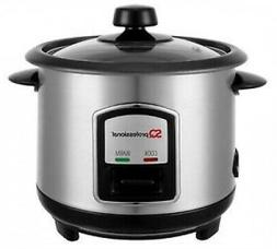 Sq Professional Stainless Steel Rice Cooker 0.8l 350w Silver