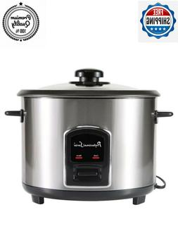 stainless steel rice cooker series 20 cup